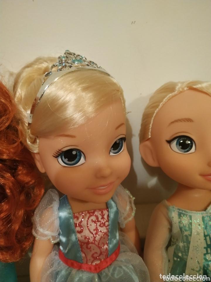 Muñecas Modernas: Lote Princesas Disney Toddler 35 cm(Sirenita, Bella Durmiente, Pocahontas, Blancanieves,...) - Foto 16 - 172474349
