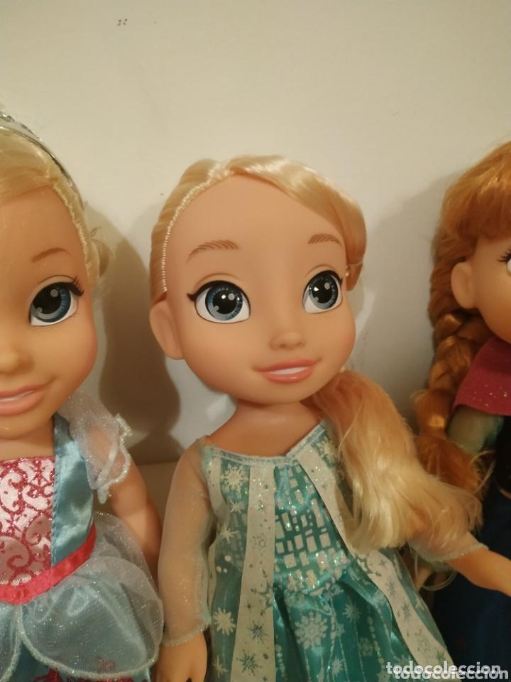 Muñecas Modernas: Lote Princesas Disney Toddler 35 cm(Sirenita, Bella Durmiente, Pocahontas, Blancanieves,...) - Foto 17 - 172474349