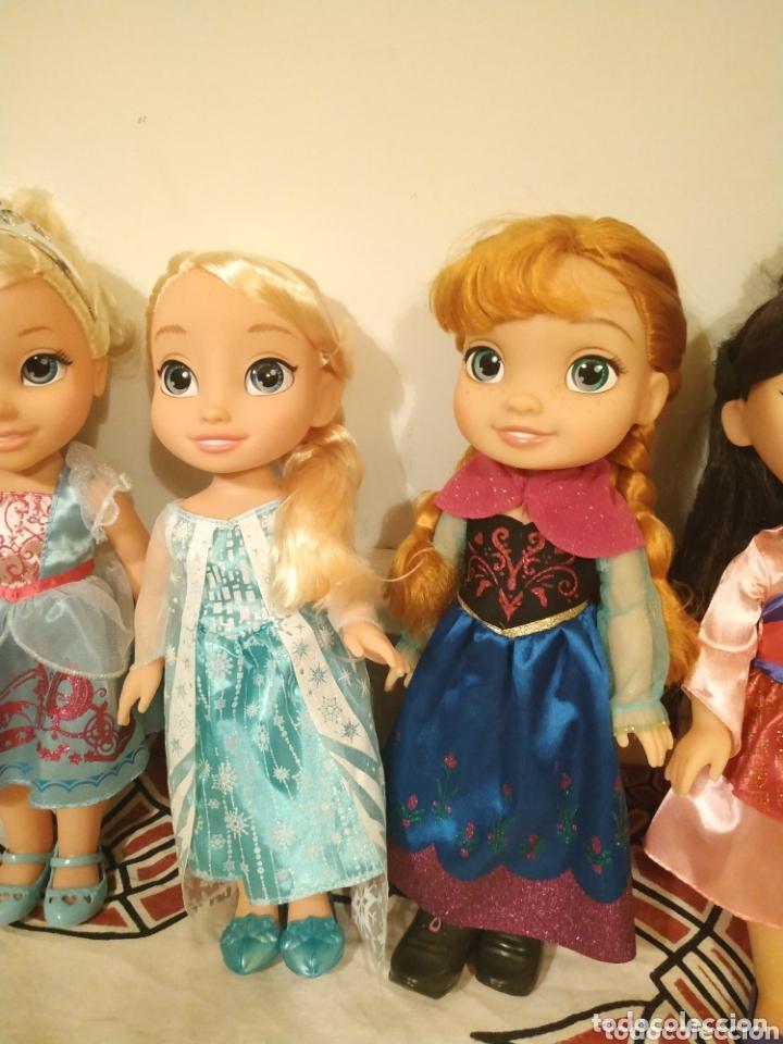 Muñecas Modernas: Lote Princesas Disney Toddler 35 cm(Sirenita, Bella Durmiente, Pocahontas, Blancanieves,...) - Foto 18 - 172474349