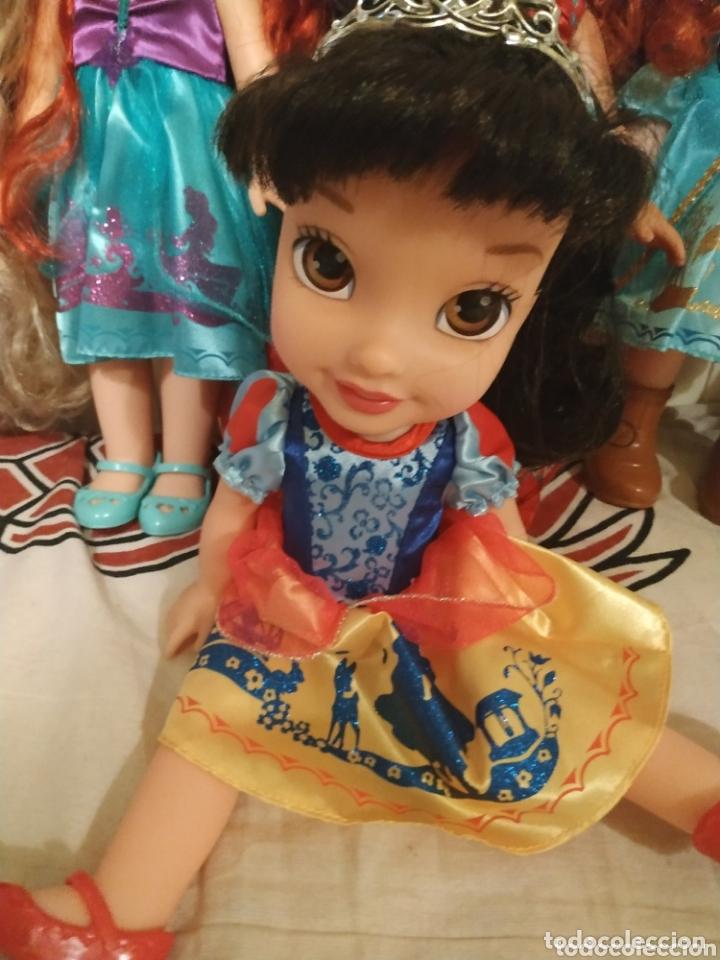 Muñecas Modernas: Lote Princesas Disney Toddler 35 cm(Sirenita, Bella Durmiente, Pocahontas, Blancanieves,...) - Foto 19 - 172474349