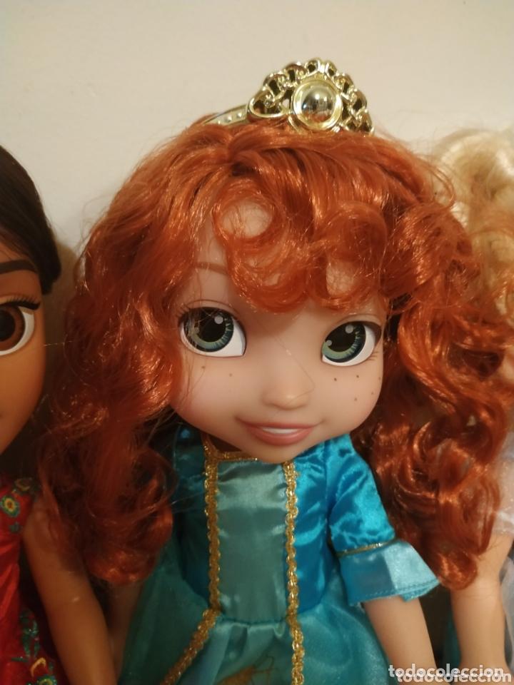 Muñecas Modernas: Lote Princesas Disney Toddler 35 cm(Sirenita, Bella Durmiente, Pocahontas, Blancanieves,...) - Foto 20 - 172474349