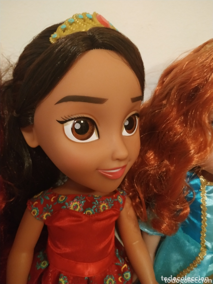 Muñecas Modernas: Lote Princesas Disney Toddler 35 cm(Sirenita, Bella Durmiente, Pocahontas, Blancanieves,...) - Foto 21 - 172474349