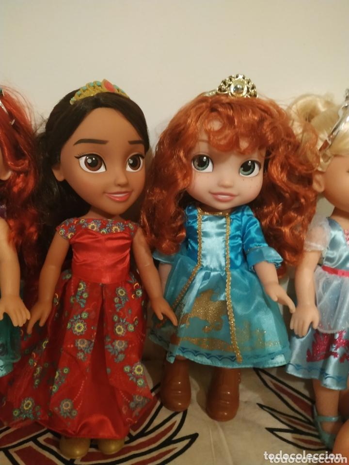 Muñecas Modernas: Lote Princesas Disney Toddler 35 cm(Sirenita, Bella Durmiente, Pocahontas, Blancanieves,...) - Foto 22 - 172474349