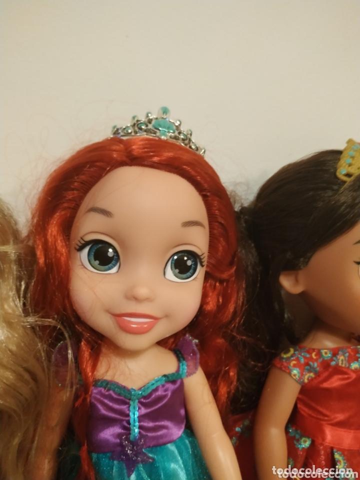 Muñecas Modernas: Lote Princesas Disney Toddler 35 cm(Sirenita, Bella Durmiente, Pocahontas, Blancanieves,...) - Foto 23 - 172474349