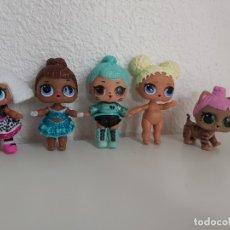 Muñecas Modernas: LOTE MUÑECAS LOL. Lote 172648388