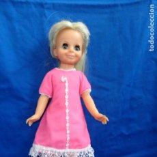Muñecas Modernas: ANTIGUA MUÑECA CRISSY VELVET DE IDEAL TOY, MADE IN HONG KONG , VER FOTOS Y DESCRIPCION! SM. Lote 173161485