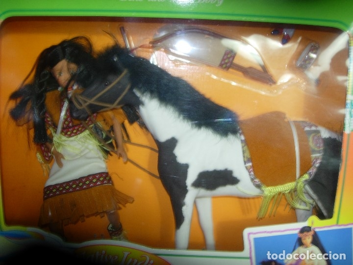 Muñecas Modernas: Native indian princess Bend And move body / MUÑECA INDIA - Foto 2 - 173553128