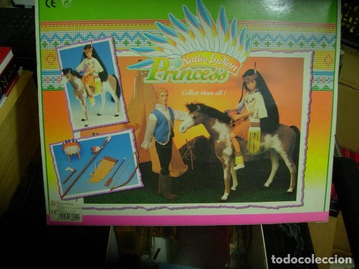 Muñecas Modernas: Native indian princess Bend And move body / MUÑECA INDIA - Foto 5 - 173553128