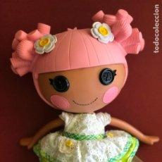 Muñecas Modernas: PRECIOSA MUÑECA LALALOOPSY NUEVA CON SU CATALOGO SIN CAJA. Lote 203990038