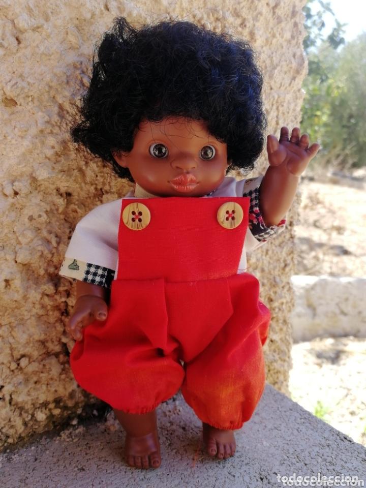 MUÑECA MORENA PAOLA REINA (Juguetes - Muñeca Extranjera Moderna - Otras Muñecas)