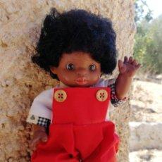 Muñecas Modernas: MUÑECA MORENA PAOLA REINA. Lote 173906654