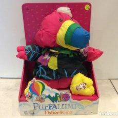 Muñecas Modernas: PUFFALUMPS FISHER PRICE AÑO 1990. Lote 173961530