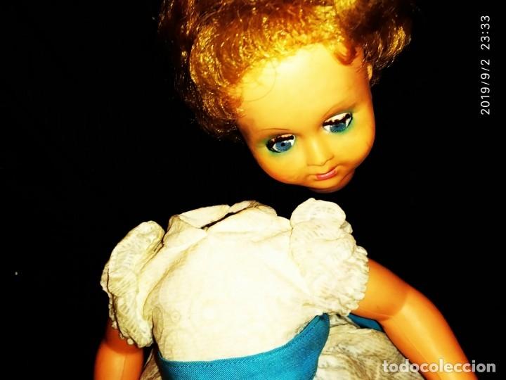 Muñecas Modernas: PRECIOSA MUÑECA MADE IN FRANCE 6 E L FRANCESA MODELE DEPOSÉ PARIS FINALES DE LOS AÑOS 50? BELLA? - Foto 4 - 175465944