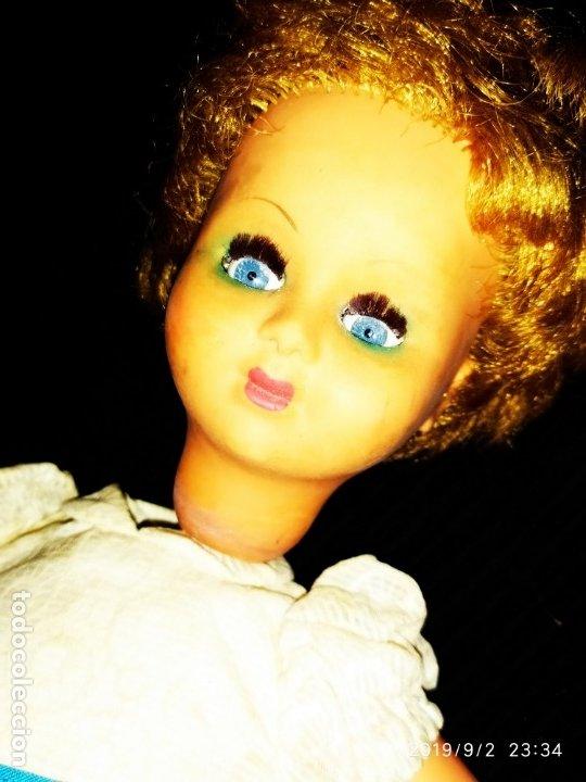 Muñecas Modernas: PRECIOSA MUÑECA MADE IN FRANCE 6 E L FRANCESA MODELE DEPOSÉ PARIS FINALES DE LOS AÑOS 50? BELLA? - Foto 6 - 175465944