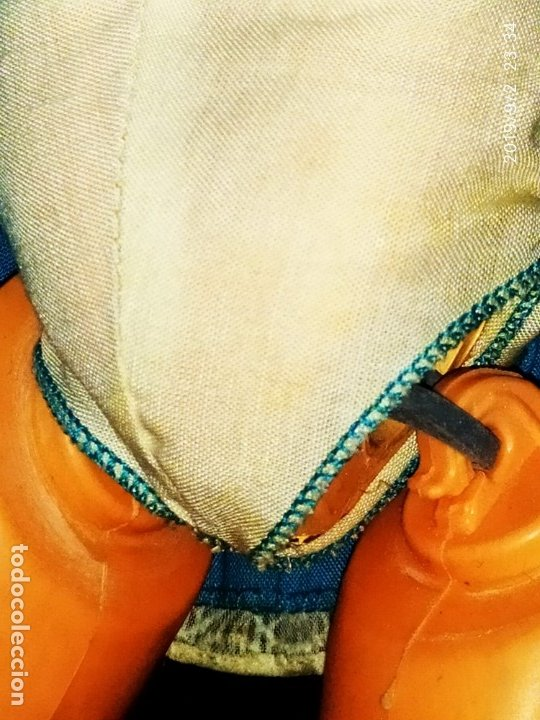 Muñecas Modernas: PRECIOSA MUÑECA MADE IN FRANCE 6 E L FRANCESA MODELE DEPOSÉ PARIS FINALES DE LOS AÑOS 50? BELLA? - Foto 12 - 175465944