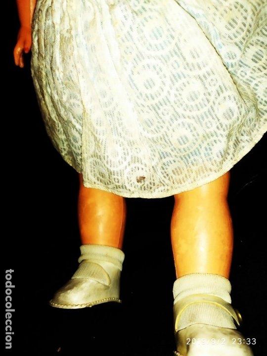 Muñecas Modernas: PRECIOSA MUÑECA MADE IN FRANCE 6 E L FRANCESA MODELE DEPOSÉ PARIS FINALES DE LOS AÑOS 50? BELLA? - Foto 15 - 175465944