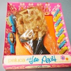 Muñecas Modernas: PELUCA DE LA SRTA. PEPIS. Lote 175585374