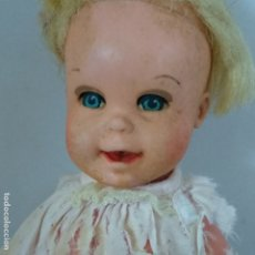 Muñecas Modernas: BABY CHEERFUL TEARFUL,MATTEL,HONG KONG,BARBIE,AÑO 1966. Lote 175922395