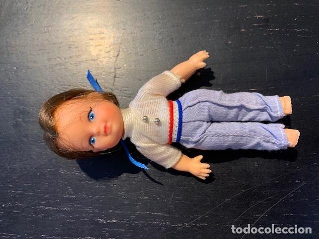 Muñecas Modernas: ANTIGUAS MUÑECAS DE LOS 60 70 CON TRAJE ORIGINAL - Foto 5 - 175944492