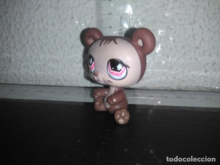 Muñecas Modernas: muñeco figura oso mascota little pet shop lps cps - Foto 4 - 176218835