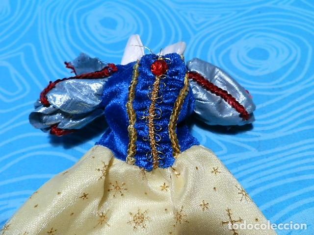 Muñecas Modernas: VESTIDO BLANCANIEVES DISNEY - Foto 2 - 176417302
