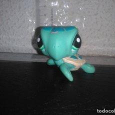 Muñecas Modernas: MUÑECO FIGURA TORTUGA MASCOTA LITTLE PET SHOP LPS CPS. Lote 176462564