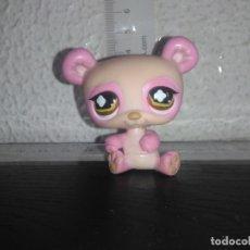 Muñecas Modernas: MUÑECO FIGURA MASCOTA OSO OSITO LITTLE PET SHOP LPS CPS. Lote 176471192