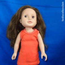 Muñecas Modernas: LOTUS - BONITA MUÑECA DE LA CASA LOTUS, TIPO MUÑECA AMERICAN GIRL, VER FOTOS! SM. Lote 176690237