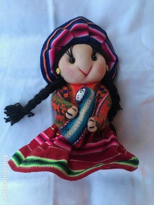 MUÑECA TRAJE REGIONAL (Juguetes - Muñeca Extranjera Moderna - Otras Muñecas)