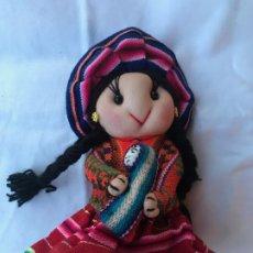 Muñecas Modernas: MUÑECA TRAJE REGIONAL. Lote 179053050
