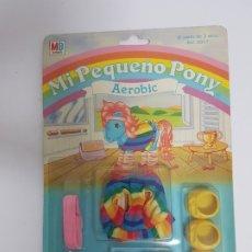 Muñecas Modernas: PEQUEO PONY AEROBIC./ EN BLISTER / NUEVO!!!!. Lote 179202137