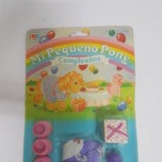 Muñecas Modernas: PEQUEO PONY CUMPLEAÑOS./ EN BLISTER / NUEVO!!!!. Lote 179202196