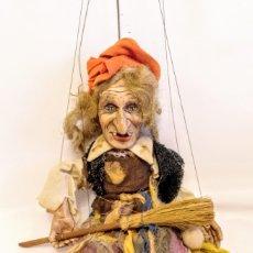 Muñecas Modernas: MARIONETA O TITERE DEL DISEÑADOR RICI,CUERPO Y PIERNAS DE MADERA5 CM.. Lote 180034480