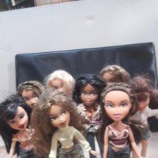Muñecas Modernas: LOTE BRATZ COLECCIONISTA. Lote 180324518