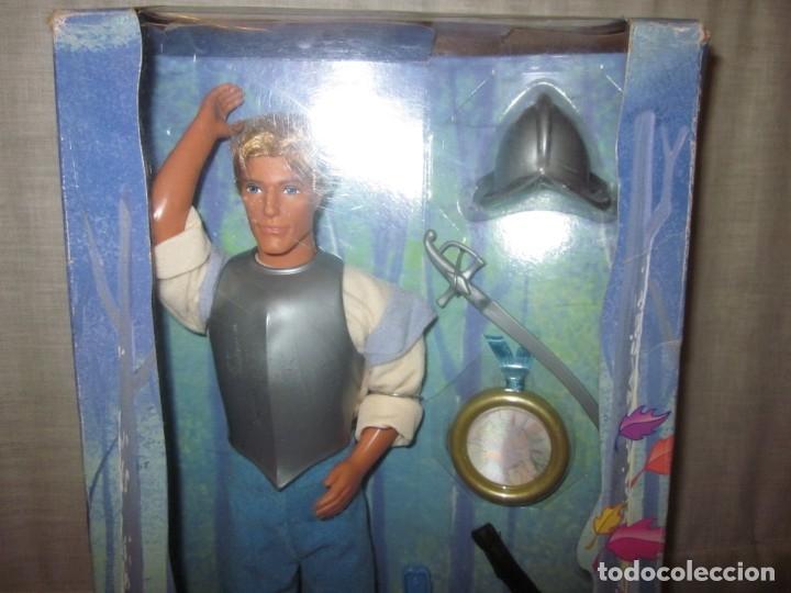 Muñecas Modernas: MUÑECO KEN DISNEY JOHN SMITH SUN COLORS. POCAHONTAS. MATTEL 1995. NUEVO - Foto 2 - 180508801
