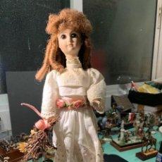 Muñecas Modernas: MUÑECA AUTÓMATA FRANCESA. Lote 183568958