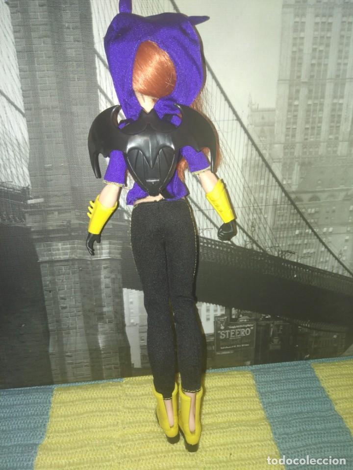 Muñecas Modernas: Bonita muñeca Batgirl Super Hero High,DC.Mattel - Foto 8 - 184735952