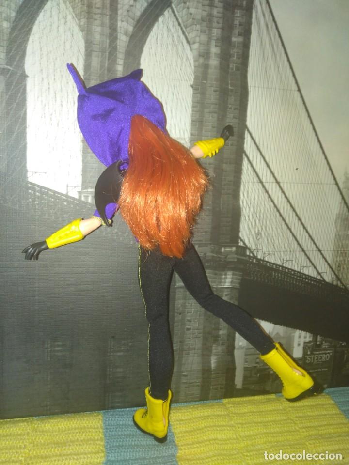 Muñecas Modernas: Bonita muñeca Batgirl Super Hero High,DC.Mattel - Foto 9 - 184735952