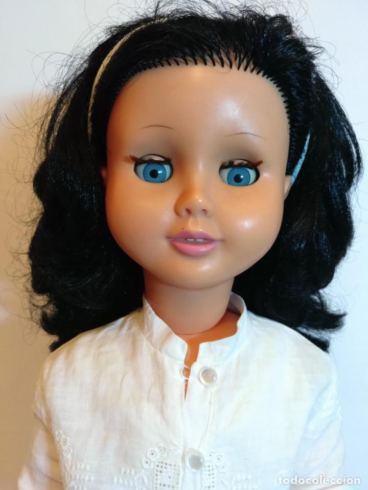 Muñecas Modernas: Muñeca de los años 60-70 ARADEANCA en 57 cm - Foto 2 - 185683907