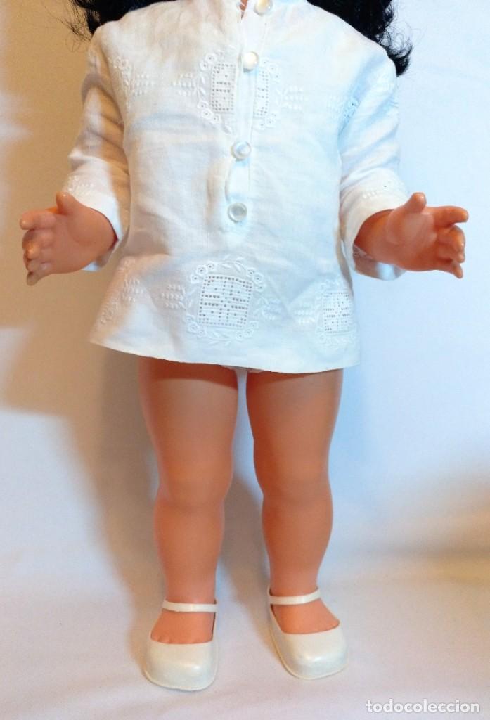 Muñecas Modernas: Muñeca de los años 60-70 ARADEANCA en 57 cm - Foto 3 - 185683907