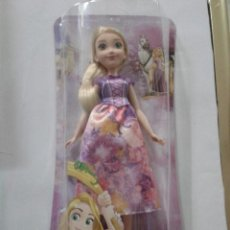 Muñecas Modernas: DISNEY PRINCESS - DISNEY PRINCESS BRILLO REAL RAPUNZEL. HASBRO. Lote 185992457