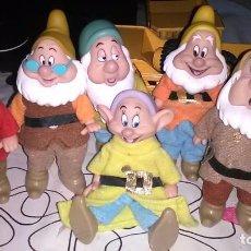 Muñecas Modernas: SIETE ENANITOS DE BLANCANIEVES. Lote 187184446