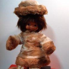 Muñecas Modernas: MUÑECO VIR PRECIOSO TRAJE. Lote 189258197