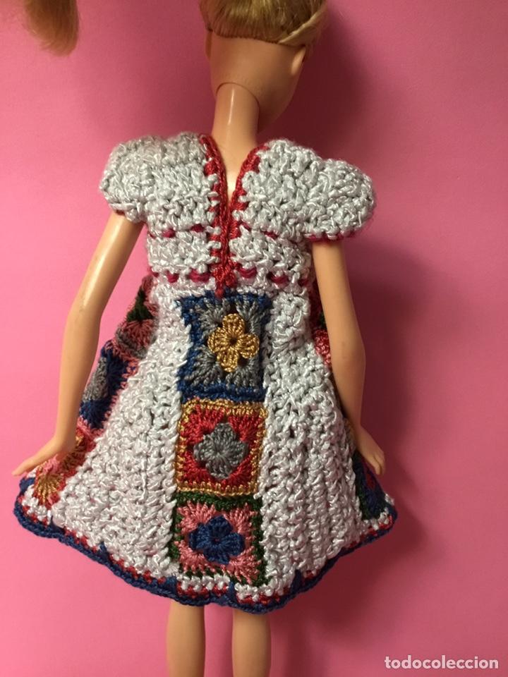 Muñecas Modernas: Vestido casero para Barbie - Foto 2 - 190037683