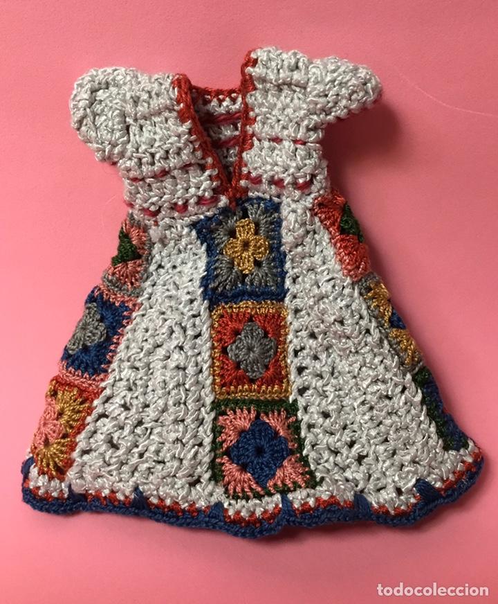 Muñecas Modernas: Vestido casero para Barbie - Foto 4 - 190037683