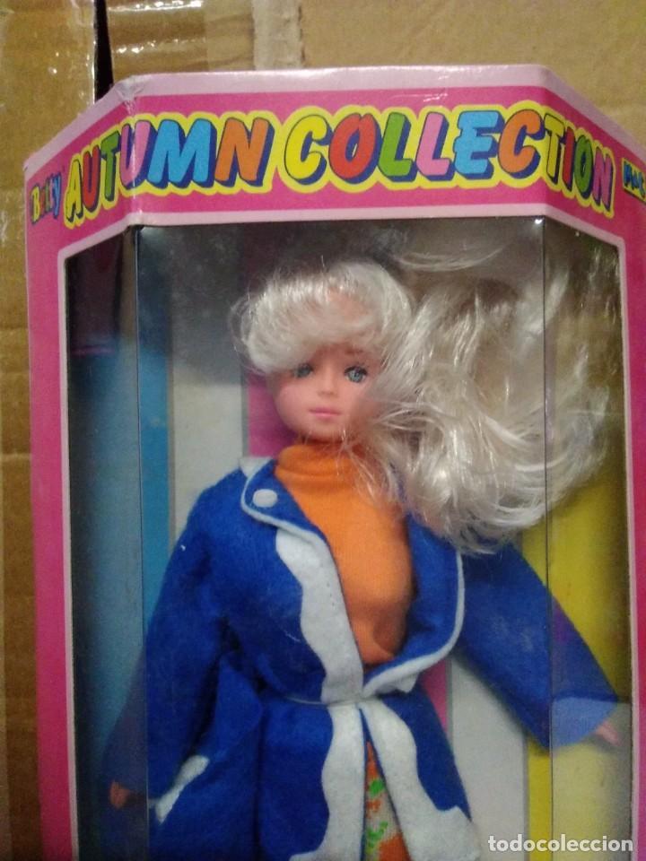 Muñecas Modernas: Bonita muñeca colecciónable BETTY EN SU CAJA ORIGINAL 29 CENTÍMETROS poco vista - Foto 2 - 190636842