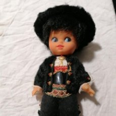 Muñecas Modernas: ANTIGUO MUÑECO REGIONAL. Lote 191350217