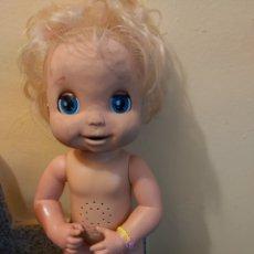 Muñecas Modernas: MUÑECA BABY ALIVE HASBRO. Lote 192658018