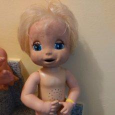 Muñecas Modernas: MUÑECA BABY ALIVE HASBRO. Lote 192658296