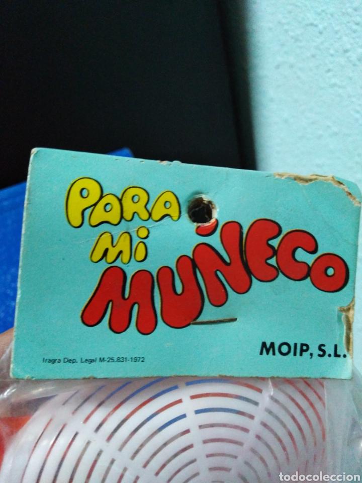 Muñecas Modernas: Lote de 14 bolsas de muñecos ( para mi muñeco 1972 ) - Foto 2 - 192938197